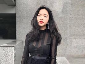 Hot girl Châu Bùi: 'Quần áo của tôi chỉ có giá vài trăm nghìn'