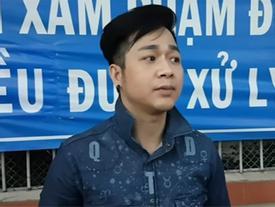 Quách Tuấn Du nhận sai khi xe ô tô bị niêm phong do đậu trên vỉa hè