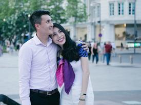Vợ chồng Công Vinh - Thủy Tiên được mời lên sóng truyền hình thế giới