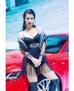 Đông Nhi thu hút tại một sự kiện với trang phục xuyên thấu cá tính.