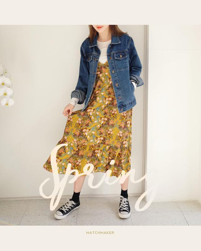 Mùa mặc váy hoa lại đến rồi chị em ơi, xem trend váy hoa năm nay có gì hot nào! - Ảnh 1.