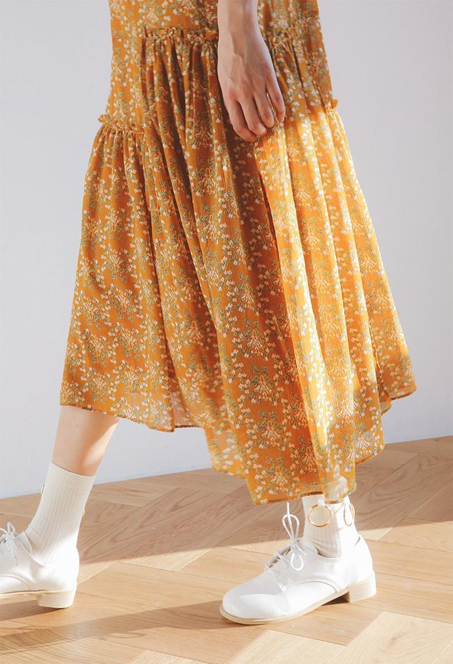Mùa mặc váy hoa lại đến rồi chị em ơi, xem trend váy hoa năm nay có gì hot nào! - Ảnh 5.