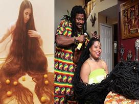 Hé lộ cuộc sống chăn gối 2 nàng công chúa tóc mây ngoài đời thực