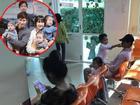 Minh Hà lên tiếng về bức ảnh được ông xã Lý Hải đưa đi khám thai lần 5