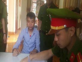 Bắt tạm giam thiếu niên 15 tuổi xâm hại bé gái 6 tuổi ở Hà Tĩnh