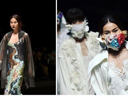 NTK Công Trí đưa thời trang Việt đến gần thế giới hơn với 'Em Hoa'
