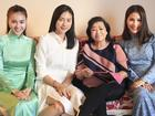 Lan Ngọc, Diễm My 9x 'khăn gói' theo NSND Kim Cương học làm 'Cô Ba Sài Gòn'