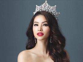 Phạm Hương sẽ truyền cảm hứng cho thí sinh HH Hoàn vũ Việt Nam 2017