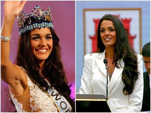 Hoa hậu Thế giới 2009 trở thành nữ Thị trưởng của Gibraltar