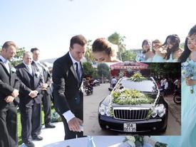 Những đám cưới siêu sang gây 'nổi sóng' của các đại gia Ninh Bình