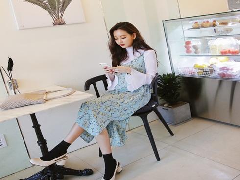 5 công thức mix váy hoa 'xinh đáo để' nàng nào cũng nên thuộc nằm lòng