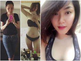 Học lỏm bí quyết của cô gái giảm 3,5 kg/tuần dễ ợt nhờ thực đơn Diet