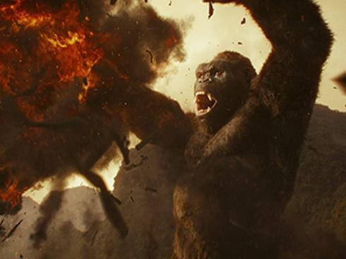 Thu 150 tỷ đồng, 'Kong: Skull Island' trở thành phim ăn khách nhất mọi thời đại tại Việt Nam
