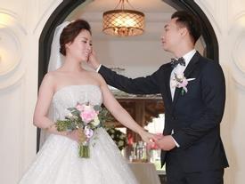 Bà xã Thành Trung: 'Em luôn tự hào khi được làm vợ của chồng'