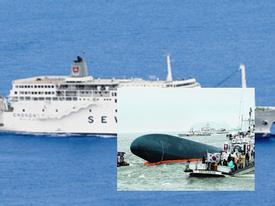 Loạt hình ám ảnh trong thảm kịch chìm phà Sewol cướp đi sinh mạng của gần 300 học sinh ở Hàn Quốc 3 năm trước