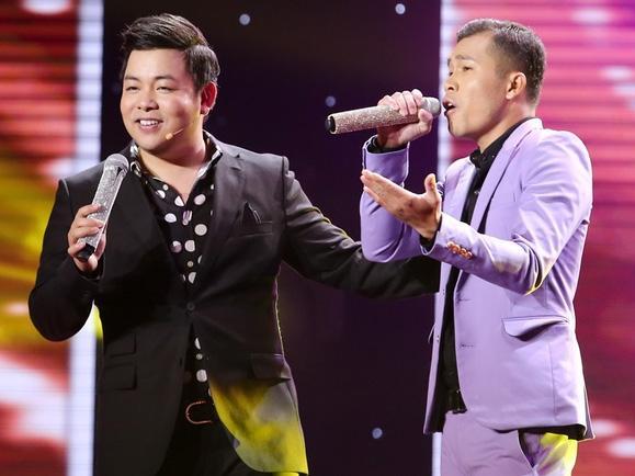 Mr. Đàm, Quang Lê phấn khích khi thấy chàng trai hát bolero bằng tiếng Khmer