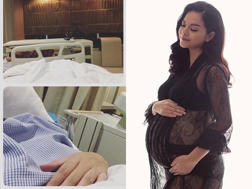 Phạm Quỳnh Anh tiết lộ giây phút trong phòng mổ khi sinh con thứ 2
