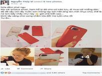 Thúy Vi 'chơi ngông' làm hỏng iPhone 7 Plus mới toanh, dân mạng phát hiện nhan sắc thật 'gây sốc'