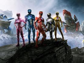 'Power Rangers' - Cùng quay trở về tuổi thơ với '5 anh em siêu nhân'