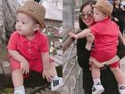 Ly Kute tổ chức tiệc sinh nhật sớm cho con trai Khoai Tây tròn 1 tuổi