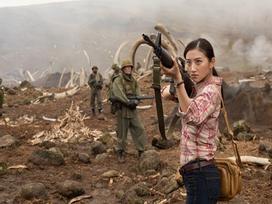 Cảnh Điềm bị khán giả Trung Quốc la ó, hắt hủi vì 'Kong: Skull Island'