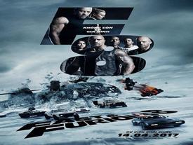Mãn nhãn với những màn đua xe cực đỉnh trong Fast & Furious 8