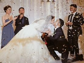 'Tình yêu không cưa cũng đổ' với soái ca Hàn và hôn lễ đậm chất Việt cùng nón lá và hoa đá