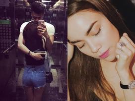 FB 24h: Vĩnh Thụy ôm chặt bạn gái - Hồ Ngọc Hà lại chất chứa suy tư