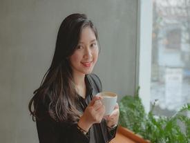 Vẻ đẹp ngọt ngào của nữ chính trong MV 'Đi để trở về'