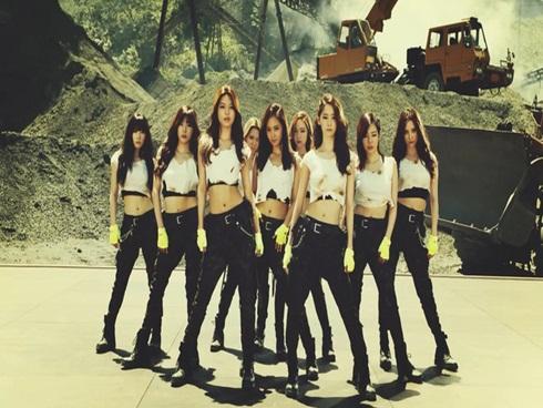 Vũ đạo girlgroup level khó nhằn nhất chính là đây?