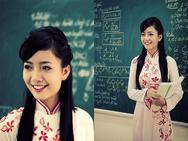 Từ Á khôi, cô gái này đã trở thành cô giáo tài năng đẹp nhất toàn quốc