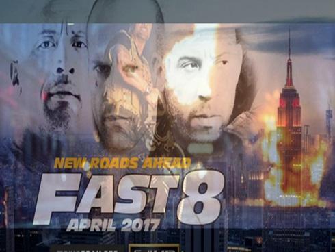 """Chưa ra mắt, """"Fast 8"""" đã bị soi cả rổ sạn hài hước"""