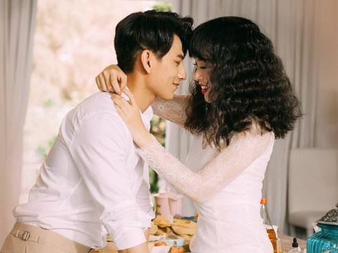 Isaac tung loạt ảnh cưới vợ trong MV mới khiến fan 'giật mình thon thót'