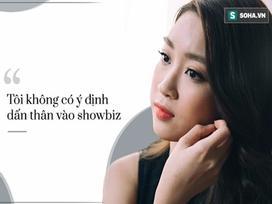 Hoa hậu Đỗ Mỹ Linh: 'Người ta bịa đặt nhiều chuyện về tôi...'