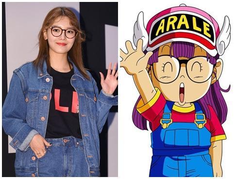Ăn vận trẻ trung dự Seoul Fashion Week, Sooyoung được ví dễ thương như nhân vật truyện tranh Arale