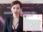 Chị gái hoa khôi Nam Em xin rút khỏi The Face 2017 vì không chịu nổi thị phi