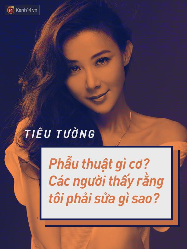 Nghi vấn phẫu thuật thẩm mỹ và những lời đáp trả xuất sắc của người đẹp Hoa ngữ - Ảnh 15.