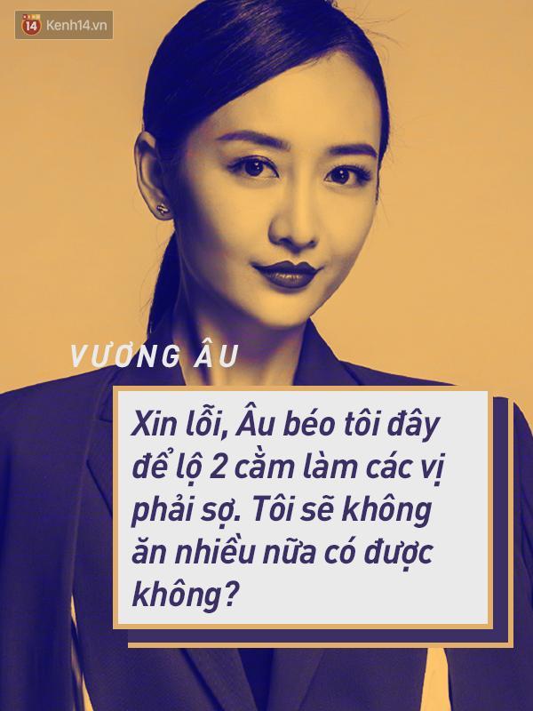 Nghi vấn phẫu thuật thẩm mỹ và những lời đáp trả xuất sắc của người đẹp Hoa ngữ - Ảnh 11.