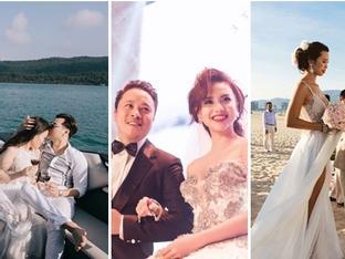 Điểm lại loạt đám cưới nhiều tỷ của dàn sao Việt 'ai nhìn cũng mê'