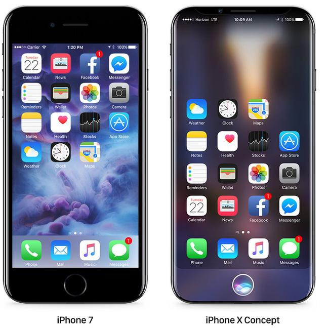 Cận cảnh chiếc iPhone X với màn hình cong tràn cạnh đẹp mướt mải - Ảnh 4.
