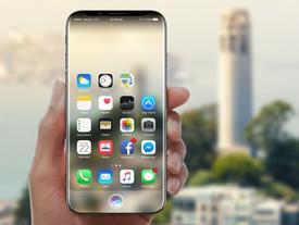 Cận cảnh chiếc iPhone X với màn hình cong tràn cạnh đẹp mướt mải