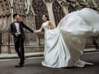 Mai Ngọc tung trọn bộ ảnh cưới lộng lẫy tại Pháp sau 3 tháng kết hôn