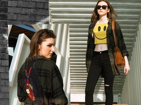 'Unfinished shirt' - cơn sóng mới càn quét street style giới trẻ
