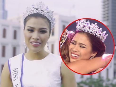 Bị thu hồi danh hiệu, Nguyễn Thị Thành vẫn đi thi Miss Eco International 2017