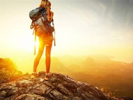 Vì cuộc đời là những chuyến đi nên cứ tự do mà trải nghiệm