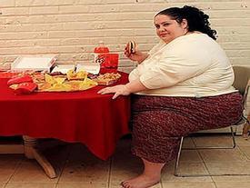 """""""Cấm ăn"""" với người béo là một... """"tội ác"""""""
