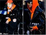 Bộ đồ chất nhất của Sơn Tùng 'đụng hàng' style của fashionista tại Pháp hồi tháng 2