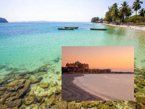 Top 16 bãi biển đẹp nhất châu Á ghi danh Việt Nam