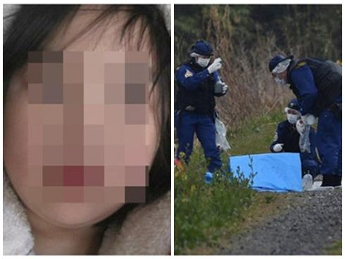 600 mét bi kịch vụ bé gái Việt bị sát hại tại Nhật
