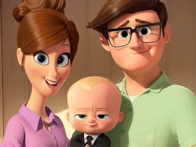 'The Boss Baby' - Tình cảm gia đình là thứ quý giá nhất trên đời